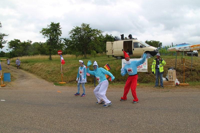 11 ème édition du Marathon du Vignoble d'Alsace et son passage à Wangen le 21 juin 2015 Img_8531