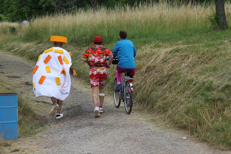 11 ème édition du Marathon du Vignoble d'Alsace et son passage à Wangen le 21 juin 2015 Img_8534