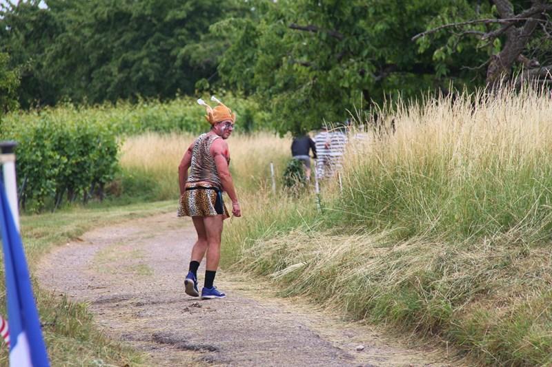11 ème édition du Marathon du Vignoble d'Alsace et son passage à Wangen le 21 juin 2015 Img_8538
