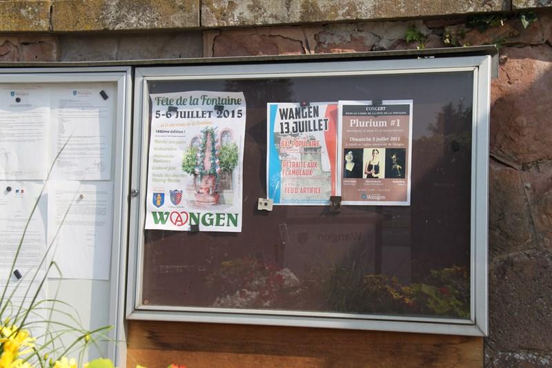 188 ème édition de la Fête de la Fontaine de Wangen, 5-6 juillet 2015 Img_8812