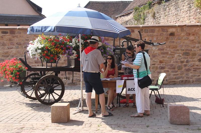 188 ème édition de la Fête de la Fontaine de Wangen, 5-6 juillet 2015 Img_8817