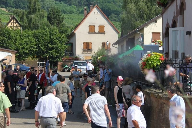 188 ème édition de la Fête de la Fontaine de Wangen, 5-6 juillet 2015 Img_8911