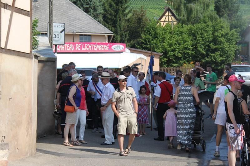 188 ème édition de la Fête de la Fontaine de Wangen, 5-6 juillet 2015 Img_8912