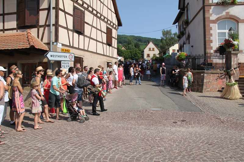188 ème édition de la Fête de la Fontaine de Wangen, 5-6 juillet 2015 Img_8919
