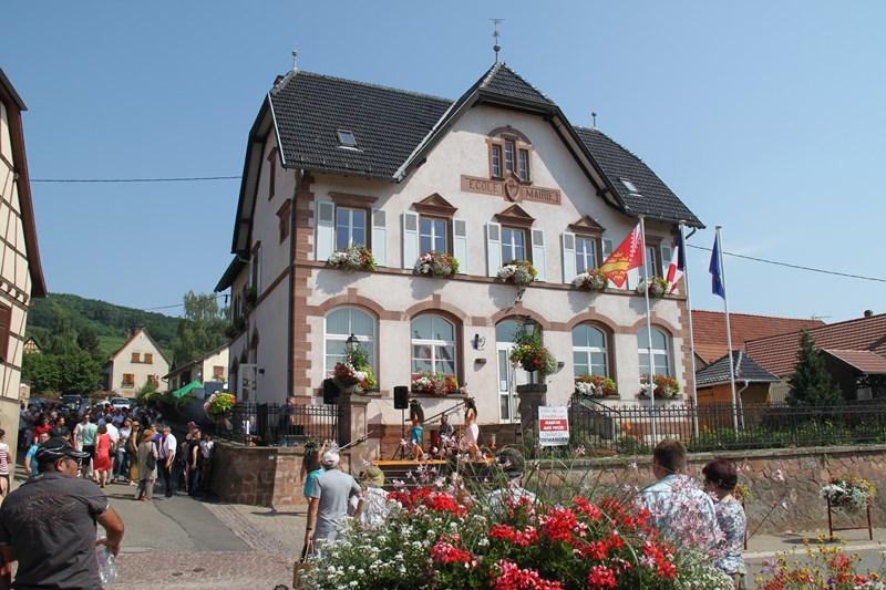 188 ème édition de la Fête de la Fontaine de Wangen, 5-6 juillet 2015 Img_8931
