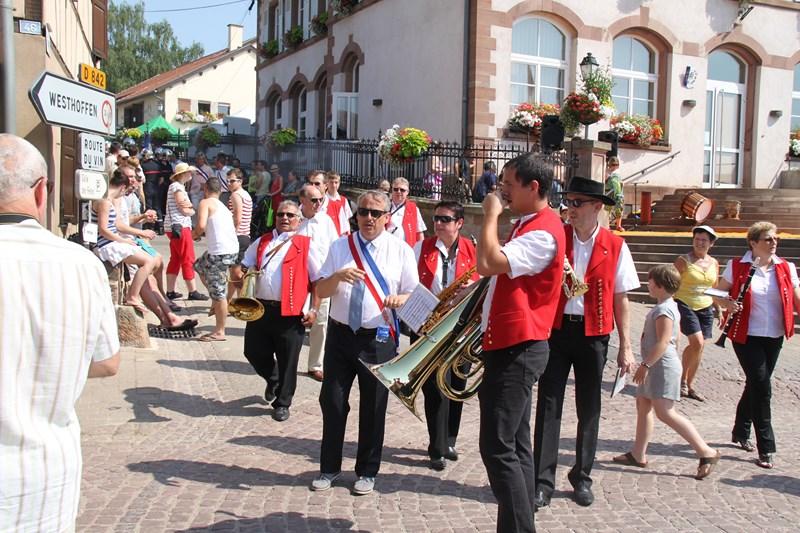 188 ème édition de la Fête de la Fontaine de Wangen, 5-6 juillet 2015 Img_8935