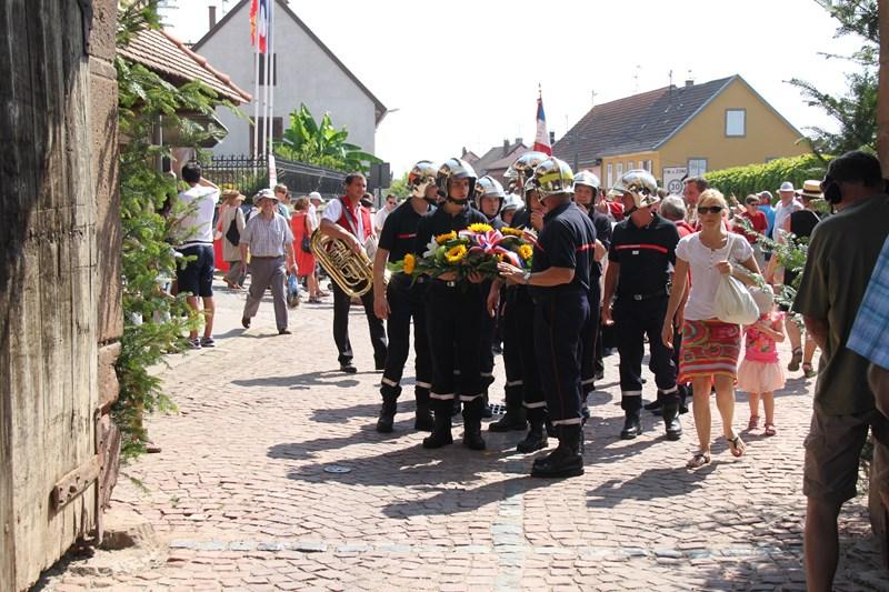 188 ème édition de la Fête de la Fontaine de Wangen, 5-6 juillet 2015 Img_8937
