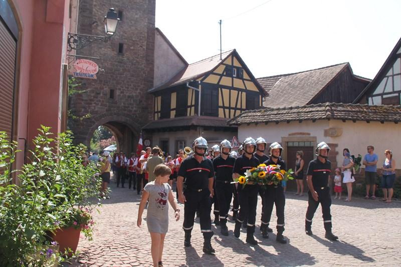 188 ème édition de la Fête de la Fontaine de Wangen, 5-6 juillet 2015 Img_8941
