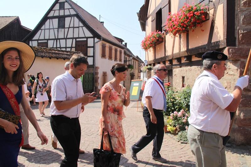 188 ème édition de la Fête de la Fontaine de Wangen, 5-6 juillet 2015 Img_8954
