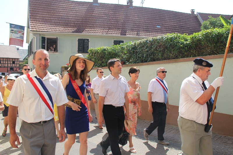 188 ème édition de la Fête de la Fontaine de Wangen, 5-6 juillet 2015 Img_8959