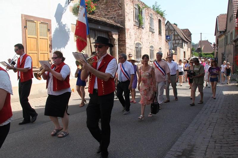 188 ème édition de la Fête de la Fontaine de Wangen, 5-6 juillet 2015 Img_8965