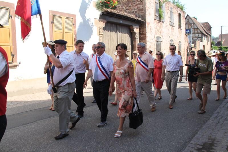 188 ème édition de la Fête de la Fontaine de Wangen, 5-6 juillet 2015 Img_8967