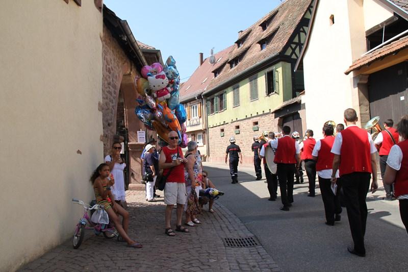 188 ème édition de la Fête de la Fontaine de Wangen, 5-6 juillet 2015 Img_8970