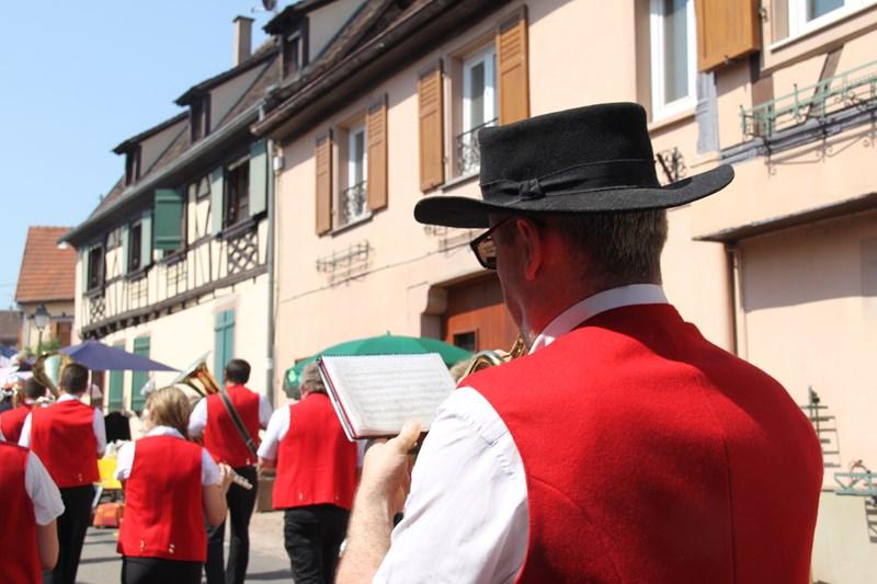 188 ème édition de la Fête de la Fontaine de Wangen, 5-6 juillet 2015 Img_8974