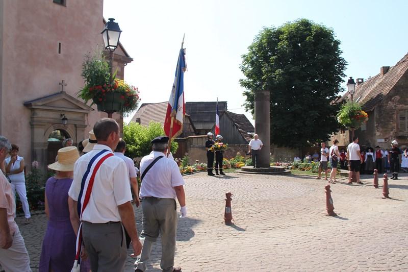 188 ème édition de la Fête de la Fontaine de Wangen, 5-6 juillet 2015 Img_8975