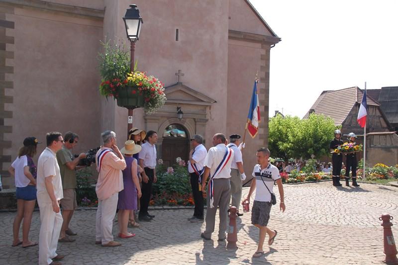 188 ème édition de la Fête de la Fontaine de Wangen, 5-6 juillet 2015 Img_8976