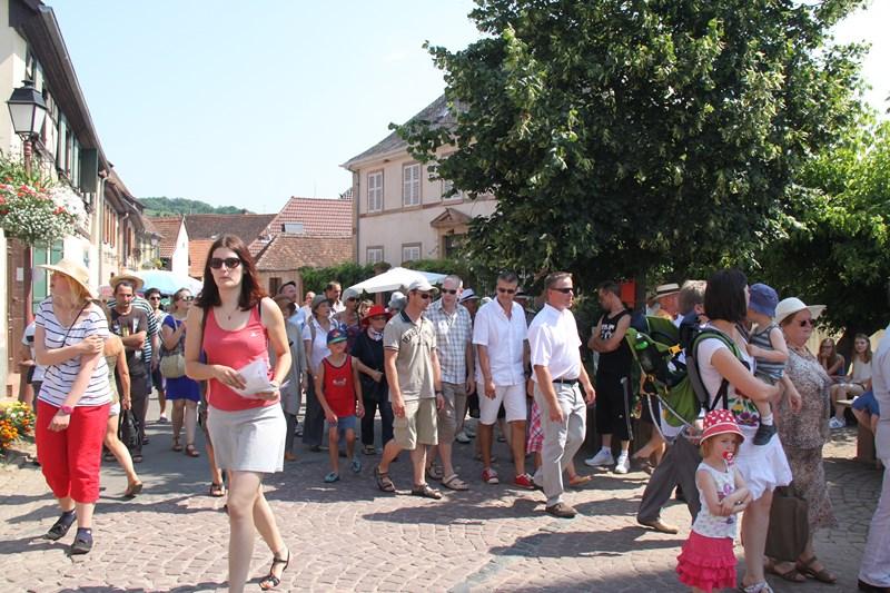 188 ème édition de la Fête de la Fontaine de Wangen, 5-6 juillet 2015 Img_8977