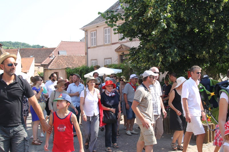 188 ème édition de la Fête de la Fontaine de Wangen, 5-6 juillet 2015 Img_8978