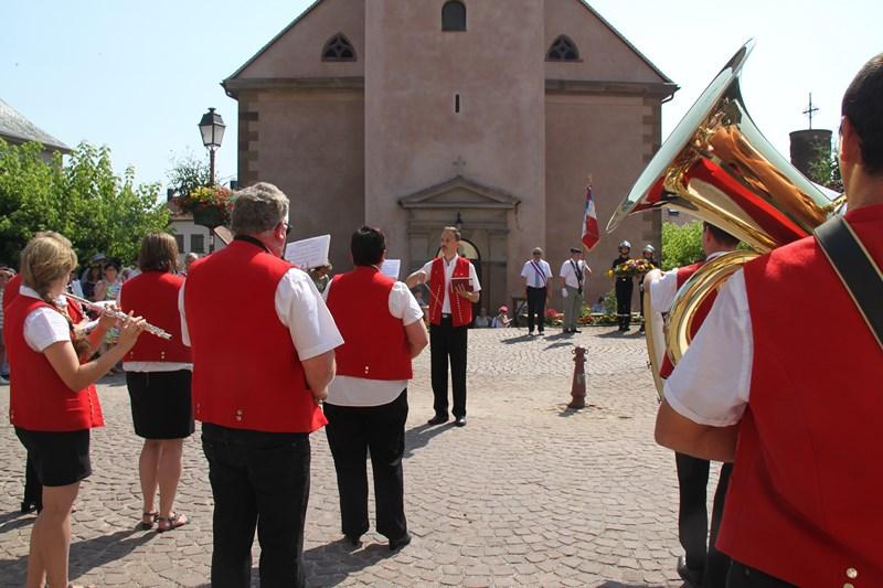 188 ème édition de la Fête de la Fontaine de Wangen, 5-6 juillet 2015 Img_9014