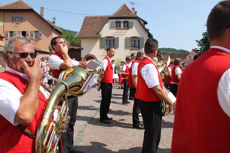 188 ème édition de la Fête de la Fontaine de Wangen, 5-6 juillet 2015 Img_9018
