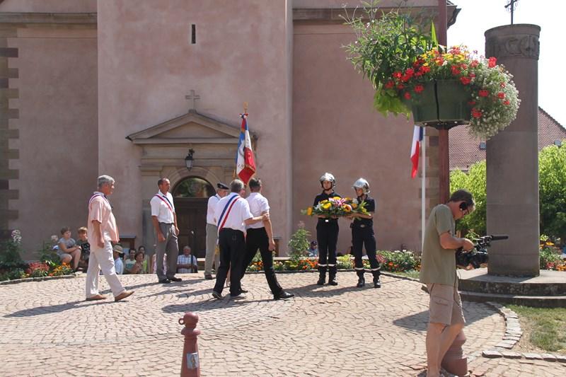 188 ème édition de la Fête de la Fontaine de Wangen, 5-6 juillet 2015 Img_9019