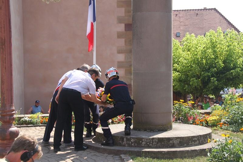 188 ème édition de la Fête de la Fontaine de Wangen, 5-6 juillet 2015 Img_9021