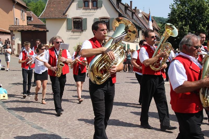 188 ème édition de la Fête de la Fontaine de Wangen, 5-6 juillet 2015 Img_9029