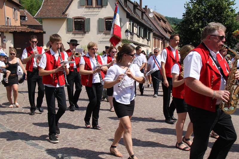 188 ème édition de la Fête de la Fontaine de Wangen, 5-6 juillet 2015 Img_9032