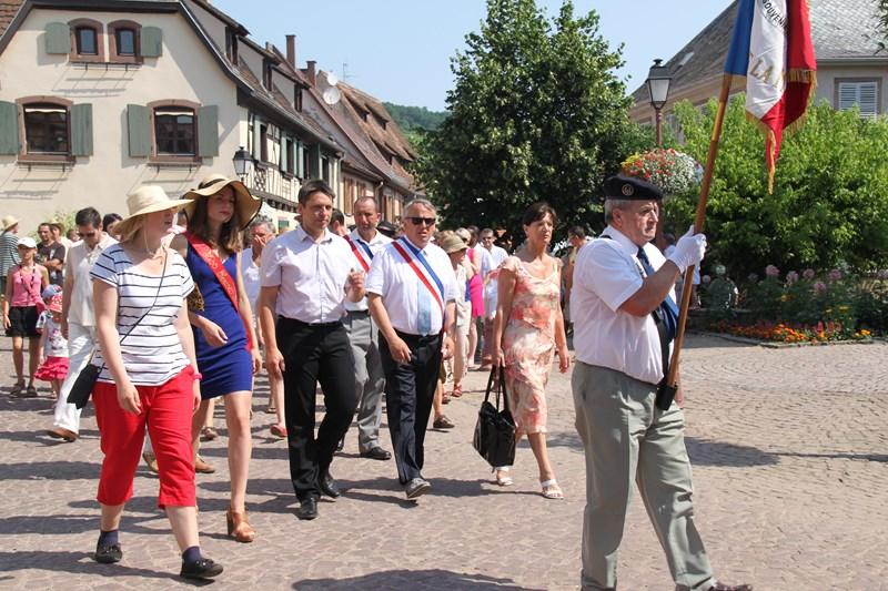 188 ème édition de la Fête de la Fontaine de Wangen, 5-6 juillet 2015 Img_9036