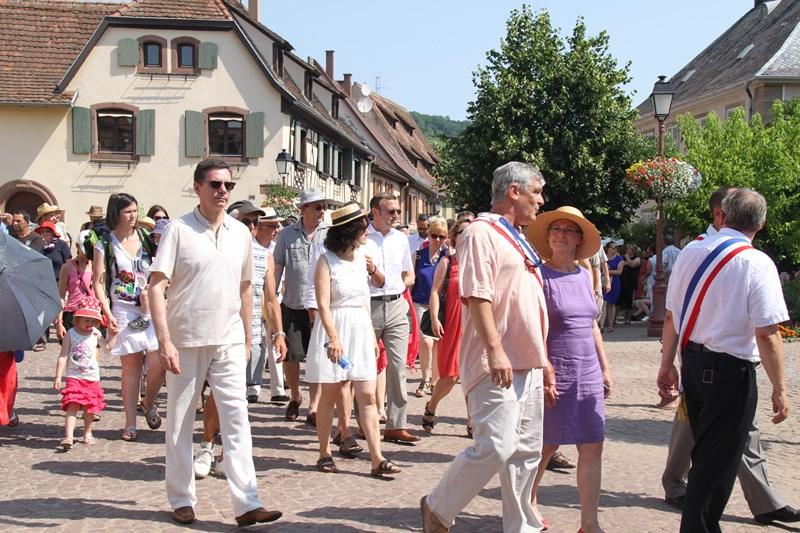 188 ème édition de la Fête de la Fontaine de Wangen, 5-6 juillet 2015 Img_9037