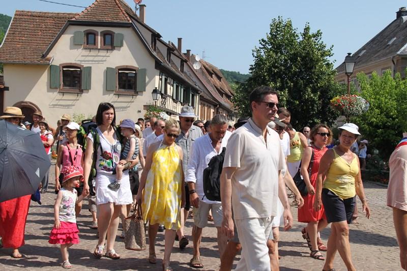 188 ème édition de la Fête de la Fontaine de Wangen, 5-6 juillet 2015 Img_9038
