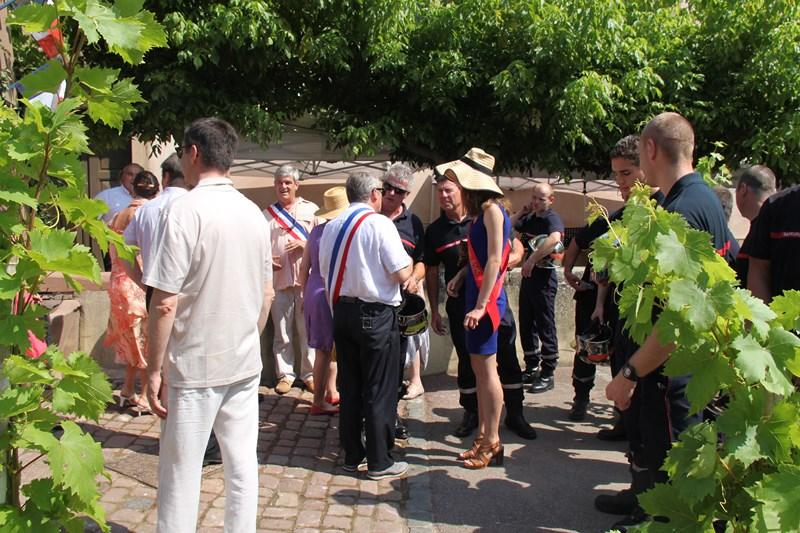 188 ème édition de la Fête de la Fontaine de Wangen, 5-6 juillet 2015 Img_9041