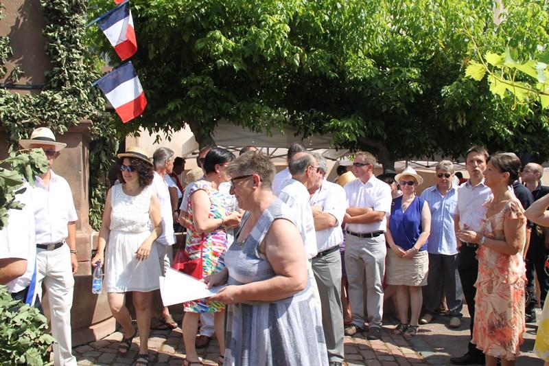 188 ème édition de la Fête de la Fontaine de Wangen, 5-6 juillet 2015 Img_9046
