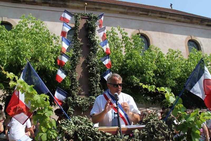 188 ème édition de la Fête de la Fontaine de Wangen, 5-6 juillet 2015 Img_9047
