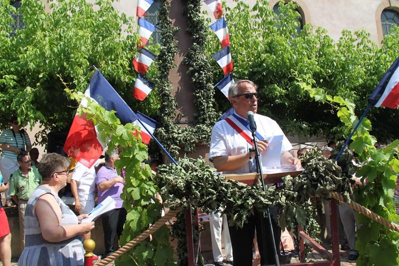 188 ème édition de la Fête de la Fontaine de Wangen, 5-6 juillet 2015 Img_9048