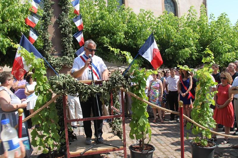 188 ème édition de la Fête de la Fontaine de Wangen, 5-6 juillet 2015 Img_9049