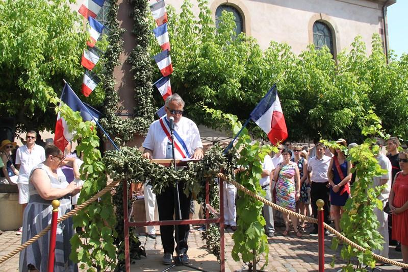 188 ème édition de la Fête de la Fontaine de Wangen, 5-6 juillet 2015 Img_9051