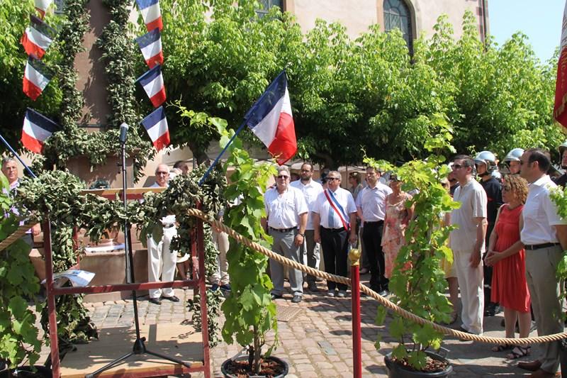 188 ème édition de la Fête de la Fontaine de Wangen, 5-6 juillet 2015 Img_9055