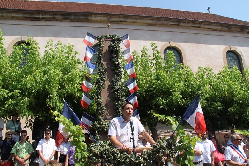 188 ème édition de la Fête de la Fontaine de Wangen, 5-6 juillet 2015 Img_9058