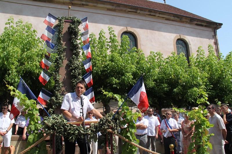 188 ème édition de la Fête de la Fontaine de Wangen, 5-6 juillet 2015 Img_9059