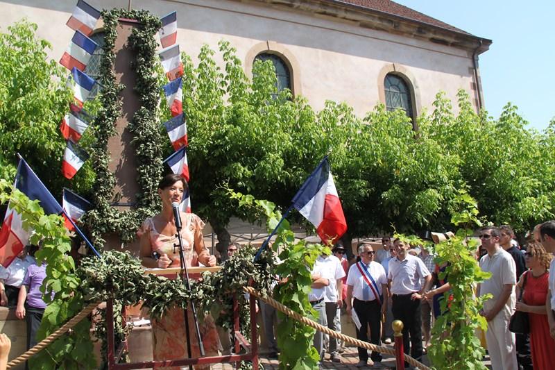 188 ème édition de la Fête de la Fontaine de Wangen, 5-6 juillet 2015 Img_9060