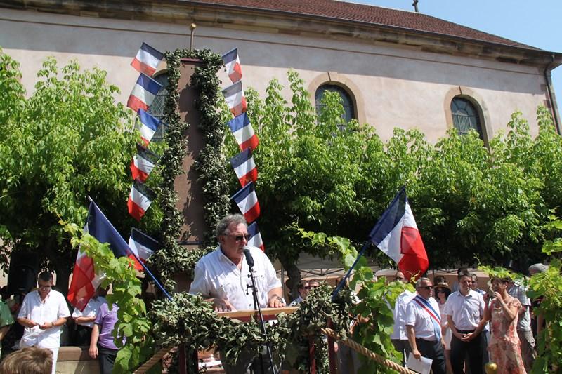 188 ème édition de la Fête de la Fontaine de Wangen, 5-6 juillet 2015 Img_9061