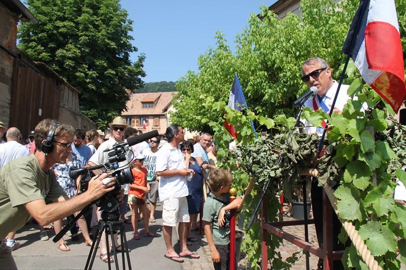 188 ème édition de la Fête de la Fontaine de Wangen, 5-6 juillet 2015 Img_9065