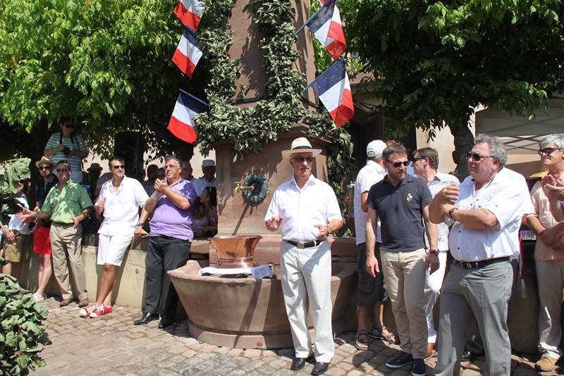 188 ème édition de la Fête de la Fontaine de Wangen, 5-6 juillet 2015 Img_9068