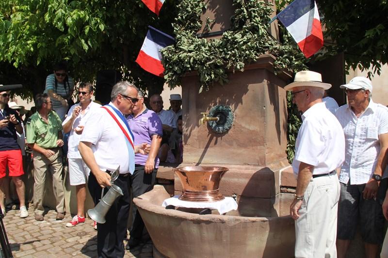 188 ème édition de la Fête de la Fontaine de Wangen, 5-6 juillet 2015 Img_9069