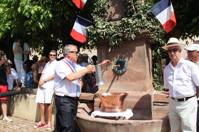 188 ème édition de la Fête de la Fontaine de Wangen, 5-6 juillet 2015 Img_9070