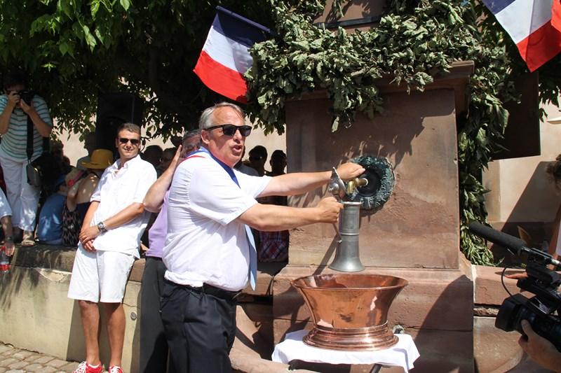 188 ème édition de la Fête de la Fontaine de Wangen, 5-6 juillet 2015 Img_9072
