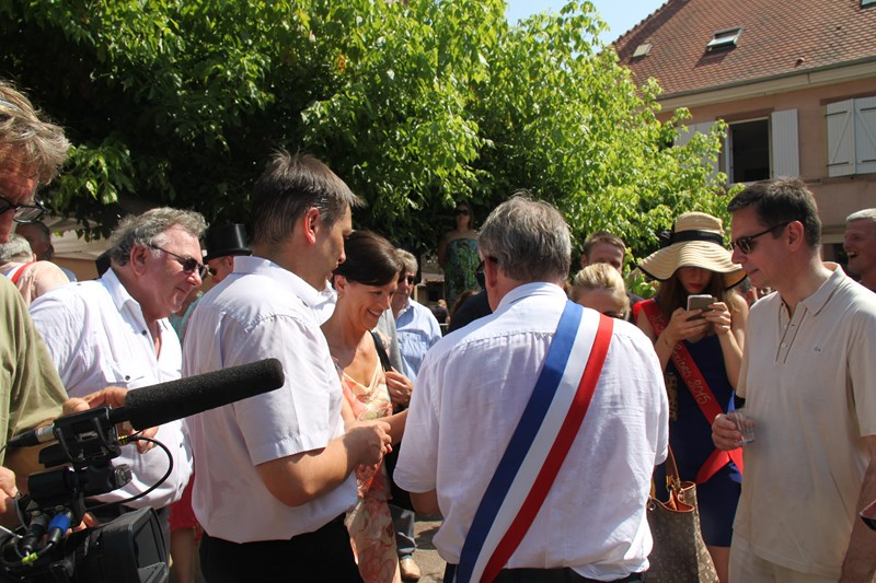188 ème édition de la Fête de la Fontaine de Wangen, 5-6 juillet 2015 Img_9111