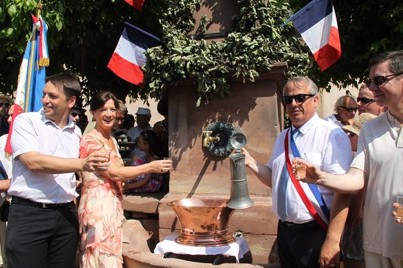 188 ème édition de la Fête de la Fontaine de Wangen, 5-6 juillet 2015 Img_9117