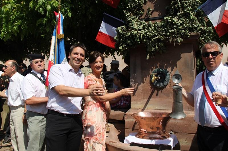 188 ème édition de la Fête de la Fontaine de Wangen, 5-6 juillet 2015 Img_9119